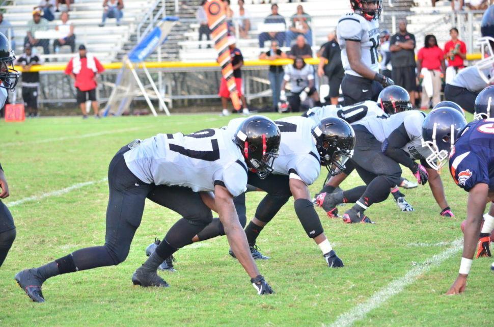 Southridge v Homestead Spartan Defense