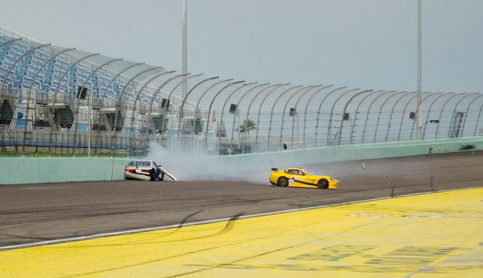 FARA Miami 500 Crash