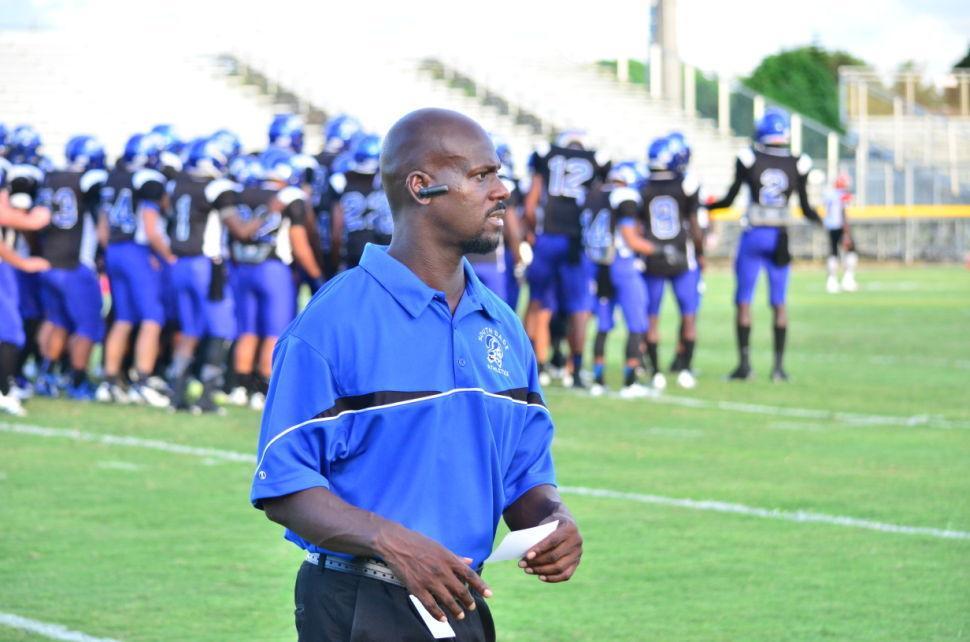 South Dade v Carol City Coach Hudson