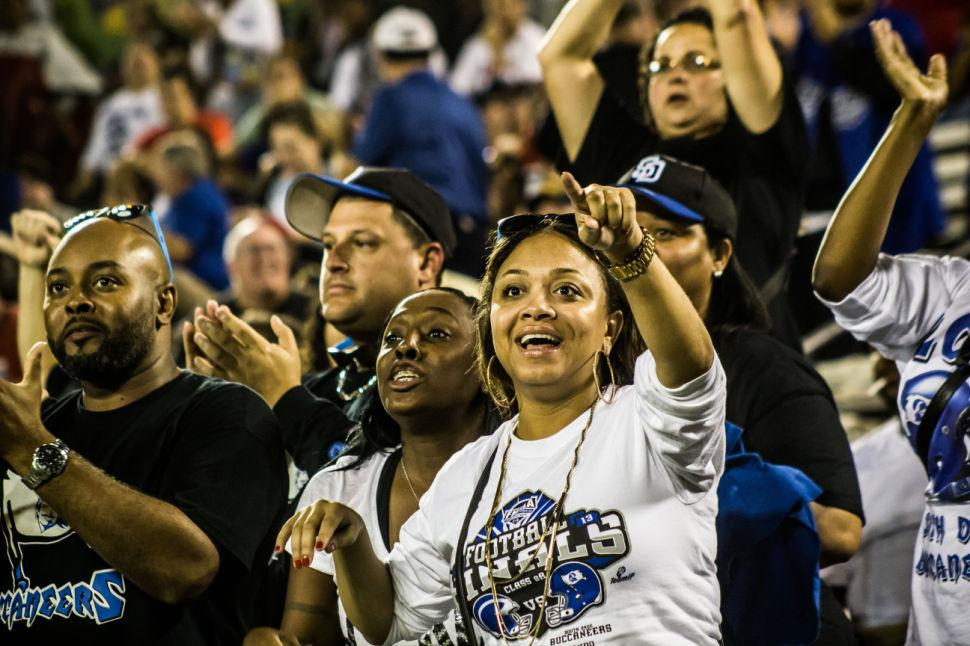 South Dade State Finals v Apopka Fans
