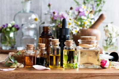 Essentials oils are perfect for cleaning