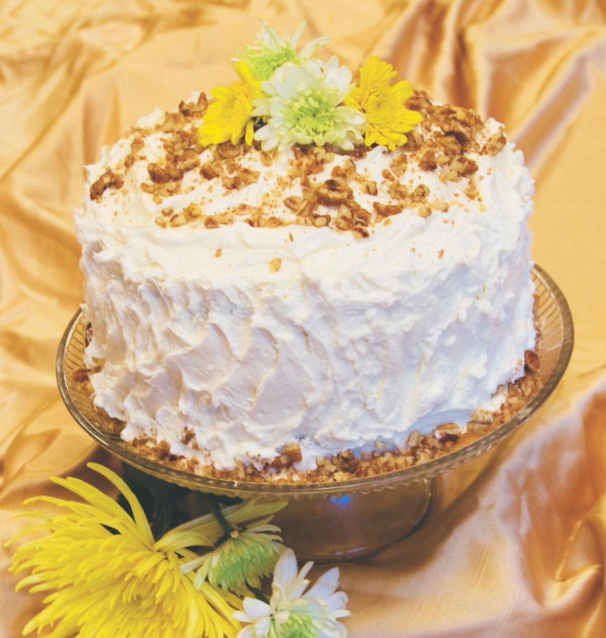 Ritz Carlton Cake