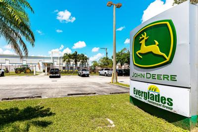 The Everglades Equipment Group acquired the previous  Richard's Tractors and opened fn Homestead, August 2021.