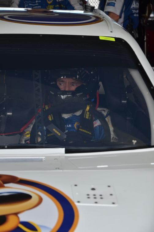 Ford 400 Practice Mark Martin