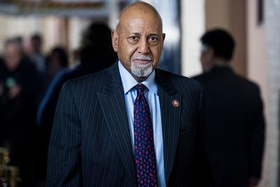 Democratic Rep. Alcee Hastings has passed away after a two year battle with cancer.  Photo: RollCall