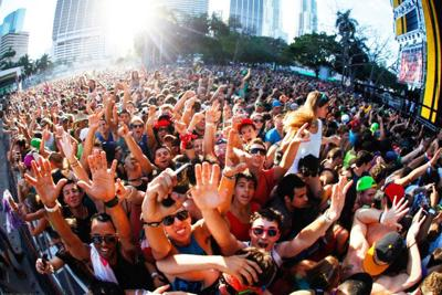Ultra Music Festival has been host to sold out crowds year to year.
