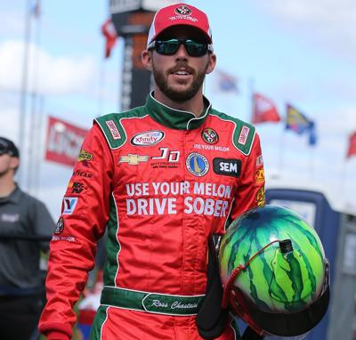 Ross Chastain, the melon man