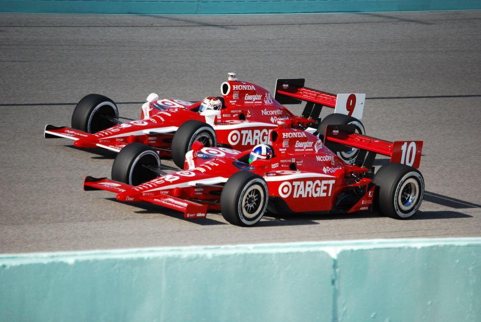 IndyCar SpeedJam Ganassi Racing