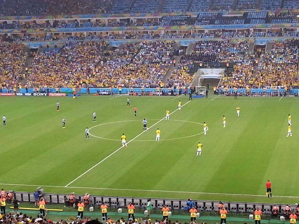 Colombia v Uruguay