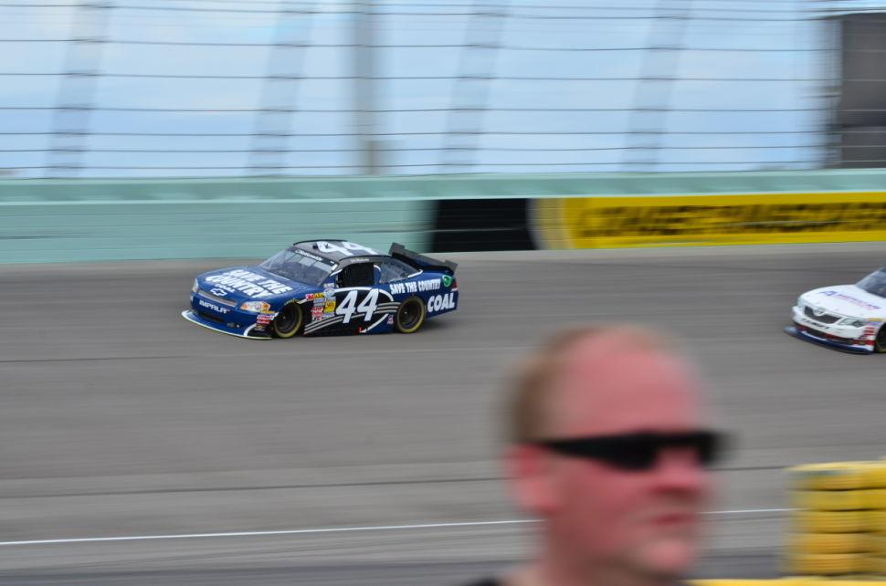 Ford 300 Practice