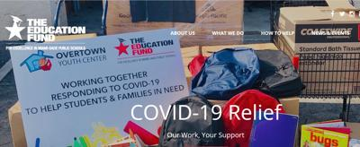 The Education Fund website, www.https://www.educationfund.org/.