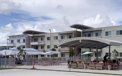 Affordable 'workforce' housing has opened at Deering Groves, along SW 256th St.