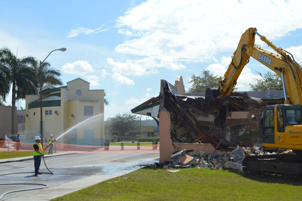 Homestead Demolition