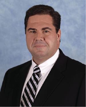 Homestead-Miami Speedway President Matthew Becherer