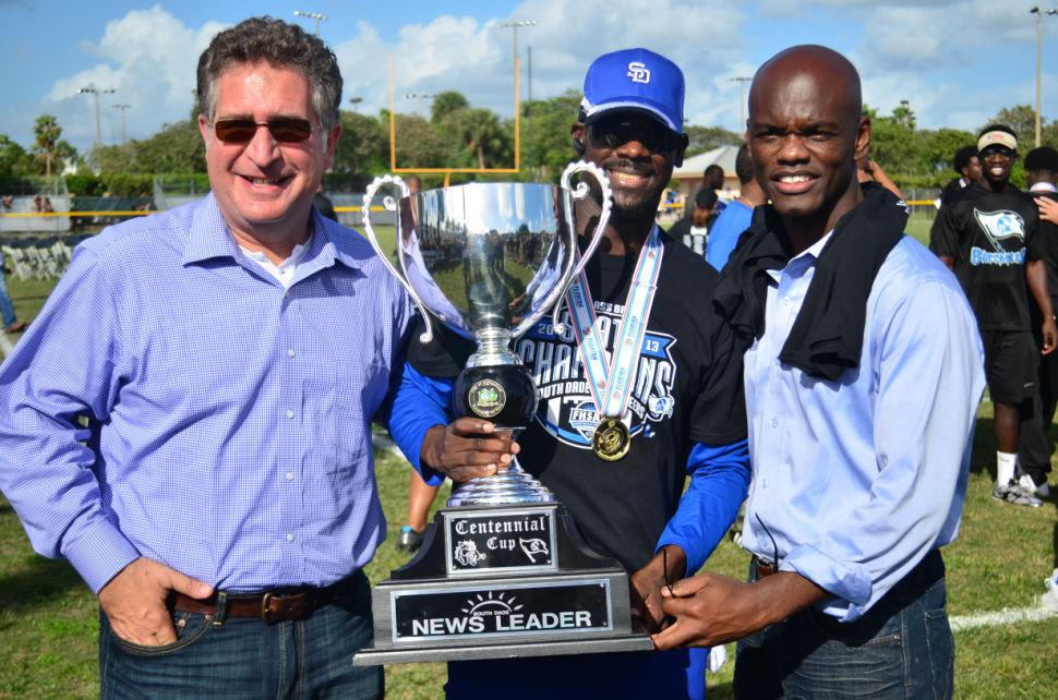 South Dade Championship Celebration Centennial Cup