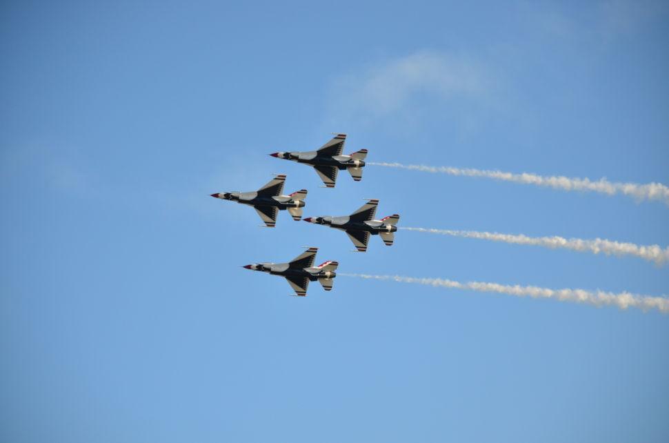 Thunderbirds Over Homestead