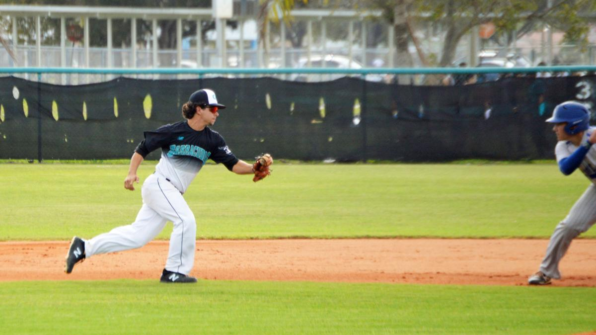 Coral Reef's Anthony Masso.