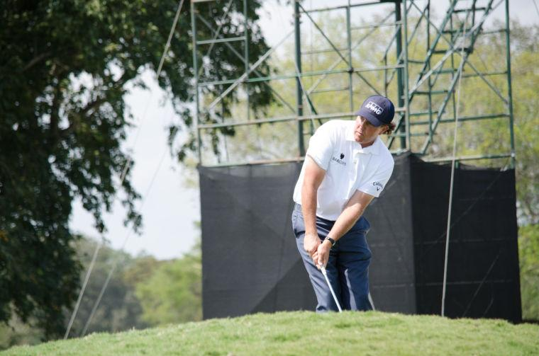 Phil Mickelson Chips