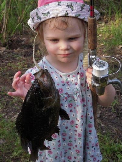 Try saltwater and freshwater fishing license-free