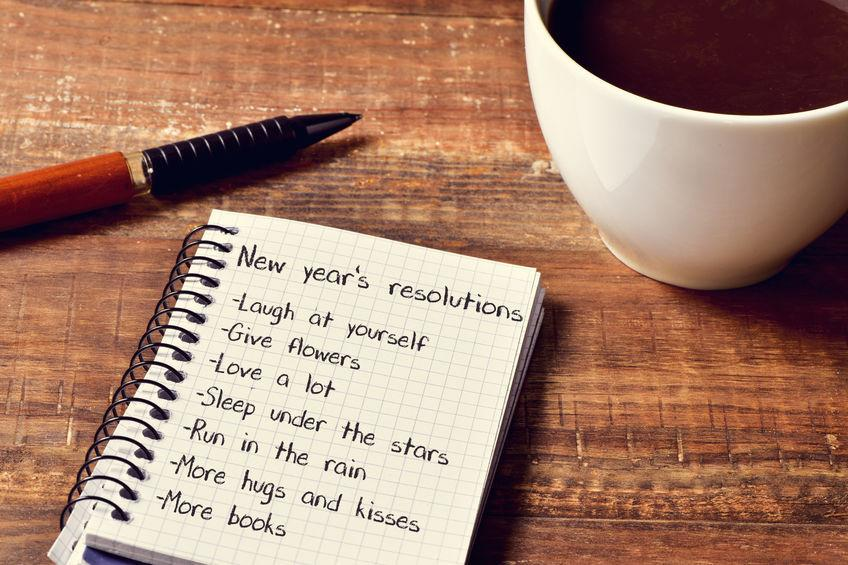 What resolutions will you keep?