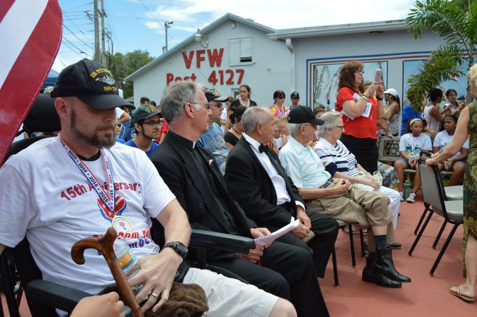 2016 VFW Post 4127 Freedom Walk- 1