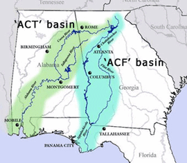 Florida-Georgia Water War