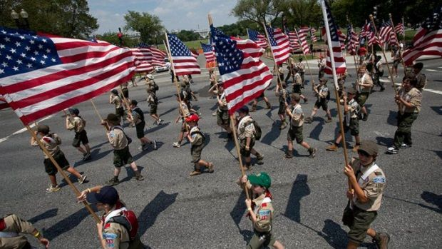 Boy Scouts to allow gay scouts but not gay leaders