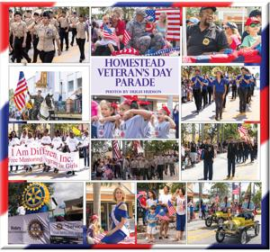 The Community Came Out to Celebrate Veterans Day Together