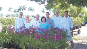 The Kenneth St. Germain family were honored as the Farm Family of the Year 2011. Pictured (l-r) are Chris St. Germain, Kathy St. Germain Whalen, Kenny St. Germain, Jackie St. Germain, Brandon St. Germain, Bryan St. Germain and Keith St. Germain.