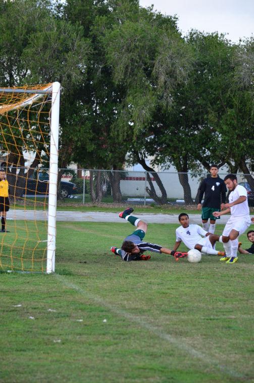 Homestead v Mater Academy Goal