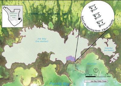 Joe Bay Map
