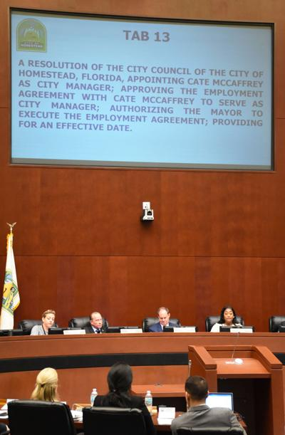 Homestead Council voting on contract for new City Manager