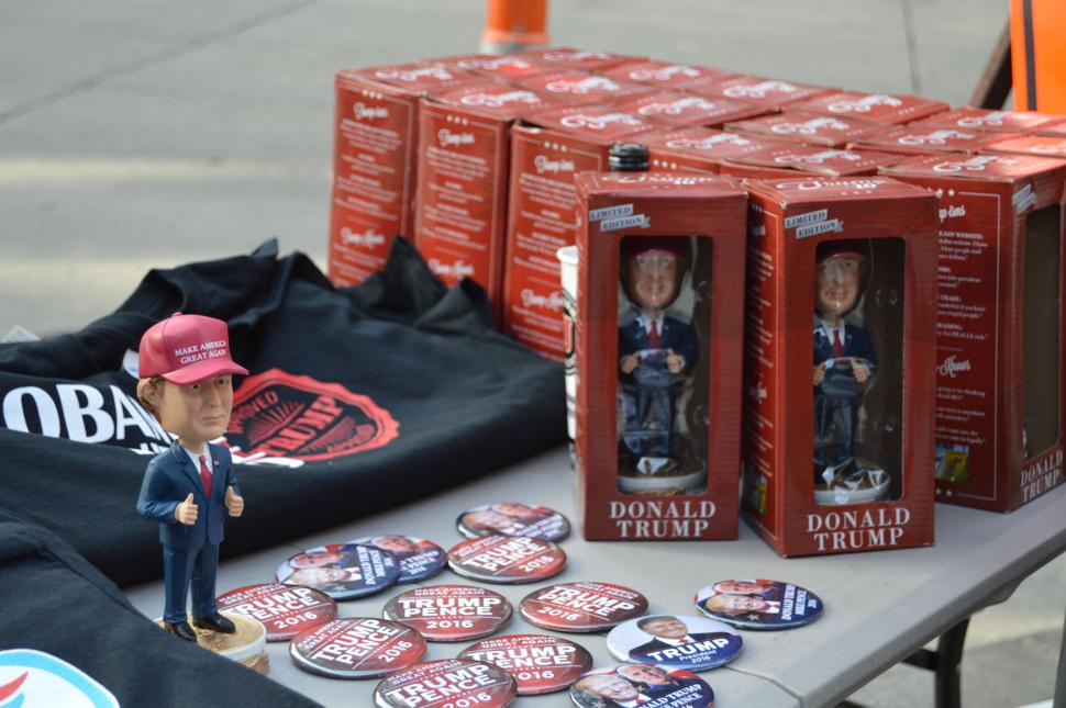 RNC Convention in Cleveland -Bobble Head