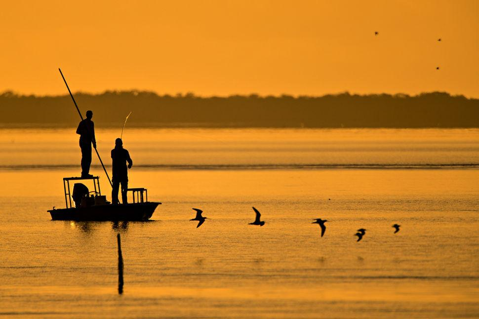 Florida Bay Flats