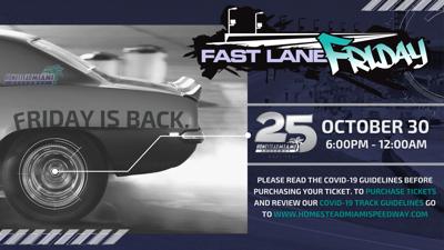 Fast Lane Friday