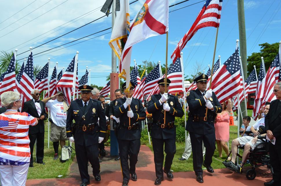 2016 VFW Post 4127 Freedom Walk-2