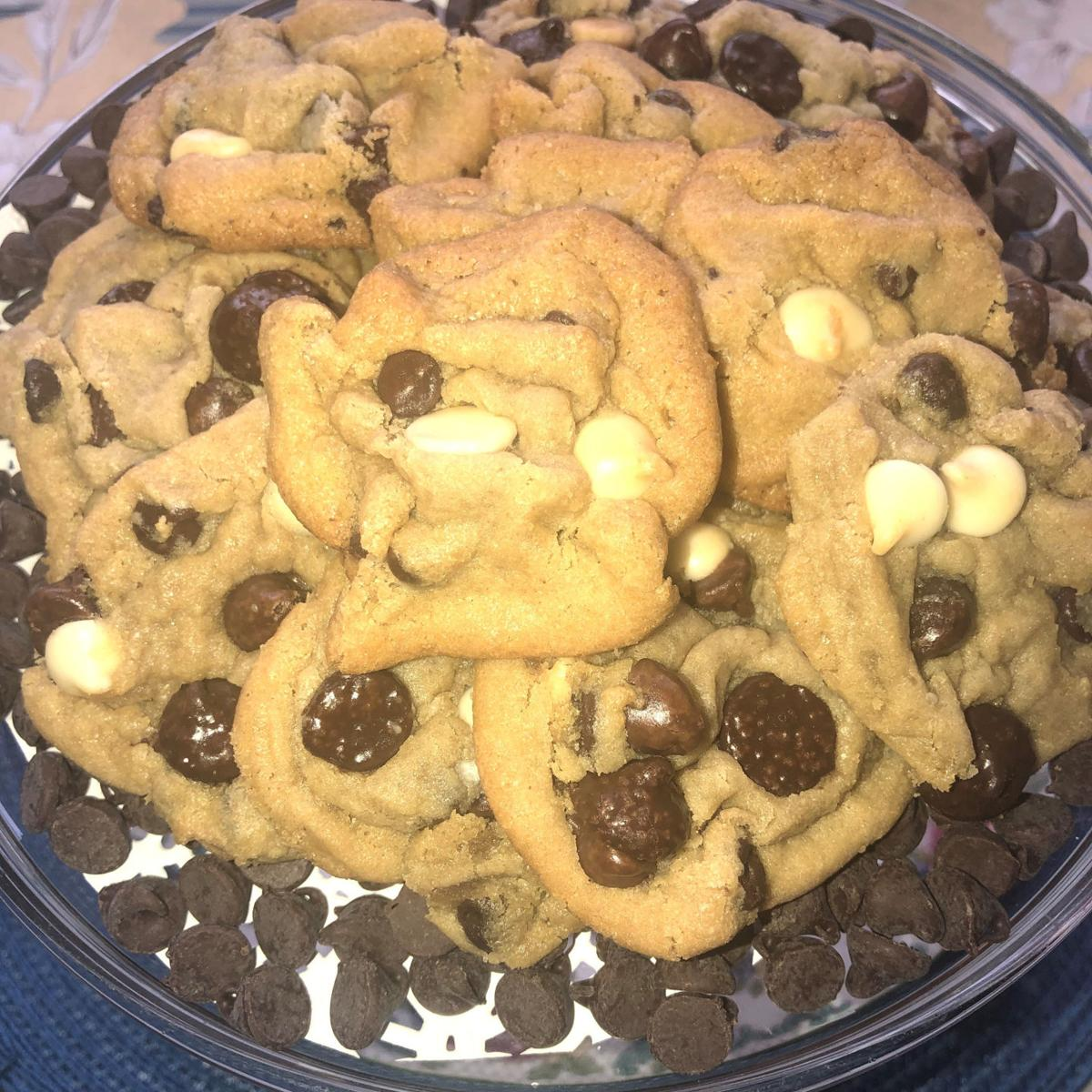 Feel Better Chocolate Chip Cookies