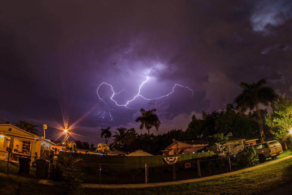 Homestead Lightning