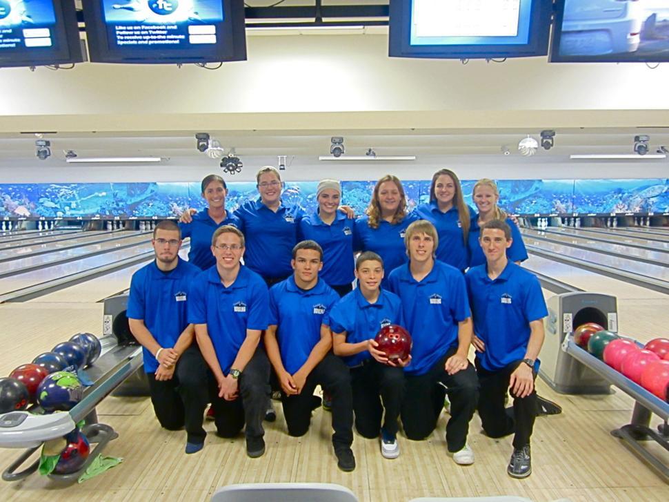 South Dade Bowling Team Photo