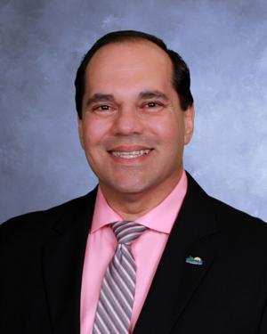 Rafael Casals, ICMA-CM, CFM, Cutler Bay Town Manager