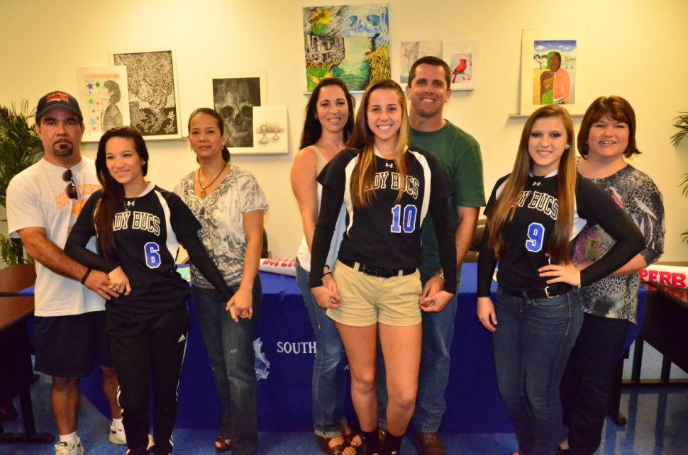 South Dade Signees