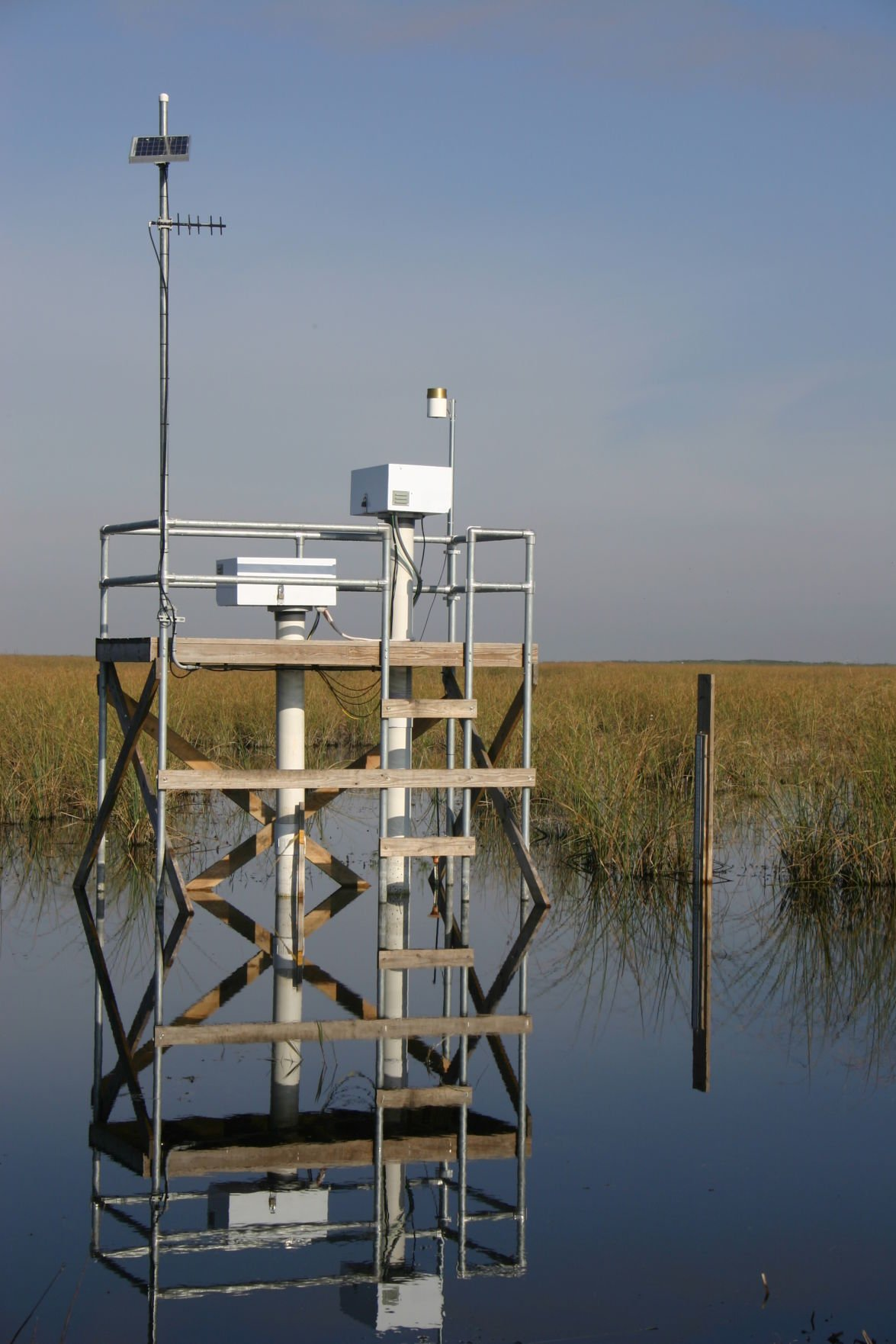 SFWMD Water Management Station