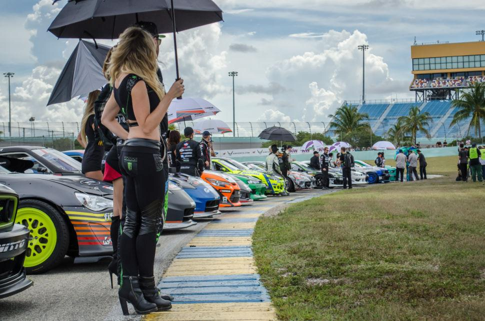 Formula D Driver Intros