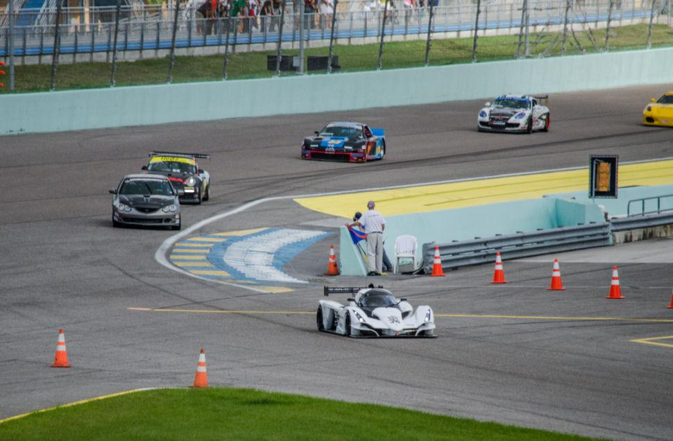 FARA Miami 500 Race Action