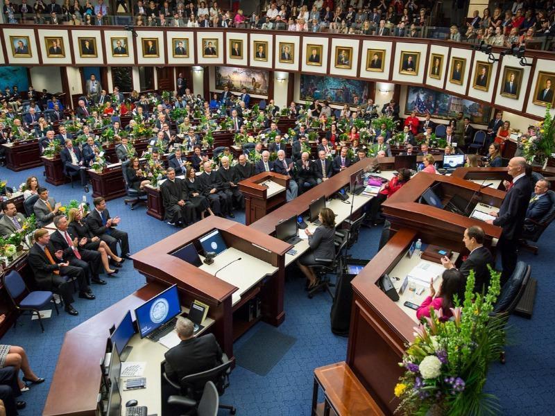 Florida House Chamber