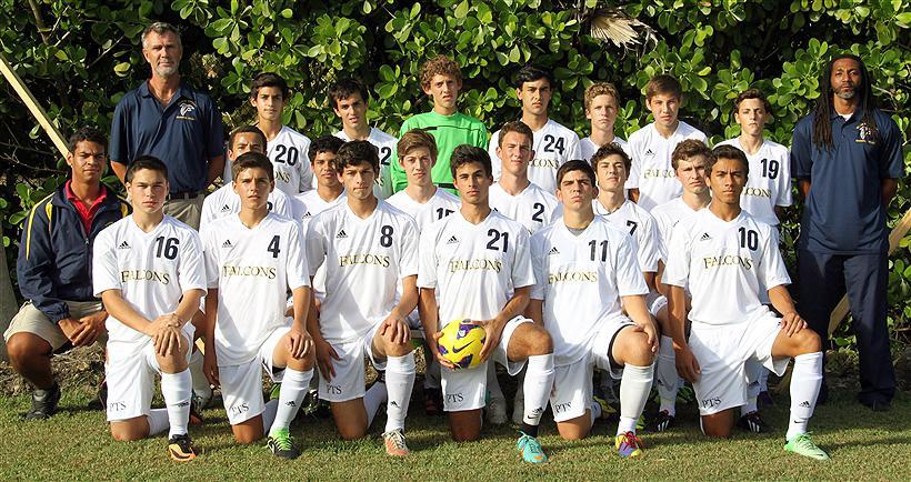 Palmer Trinity v Miami Country Day Team Photo