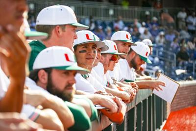 The Canes season came to an end at the Gainesville Regional last weekend.