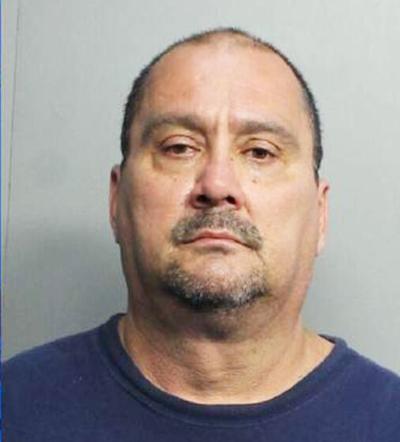 Eddy Lopez-Jemot, 54, arrested for murder and arson.