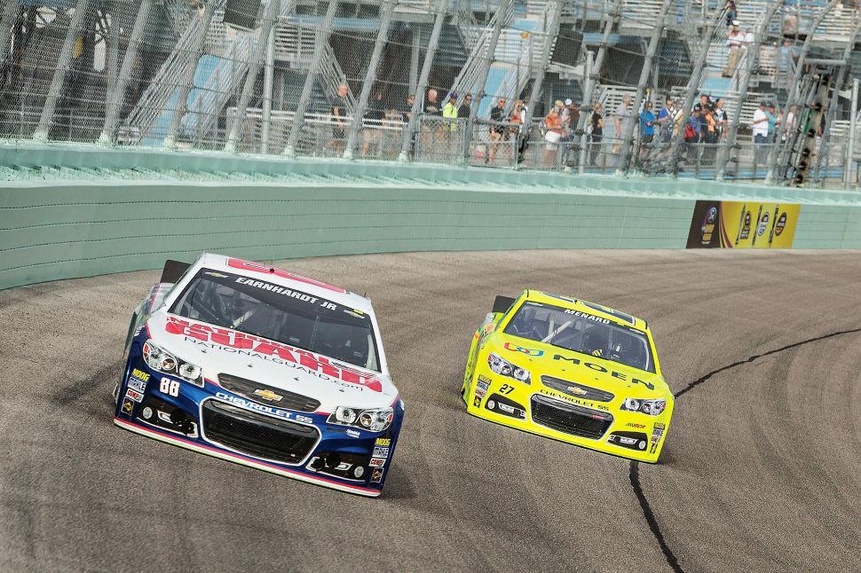 NASCAR at H-MS