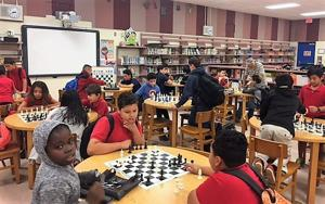 Multiple Chess Matches